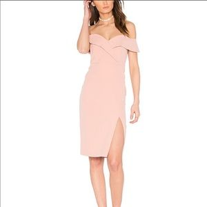 Bardot Light Pink Cocktail Dress *NEW WITH TAGS*